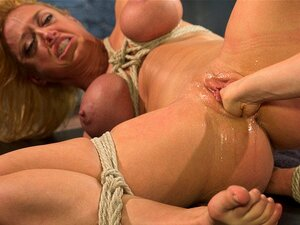 Hottest Bdsm, Lésbic Adult Clip With Amazing Pornstar Lorelei Lee From Whippedass, Darling Returns For A Very Intense Lesbian BDSM Experience With Lorelei Lee Including Lesbian Bondage, Fisting And Anal Fucking! Porn