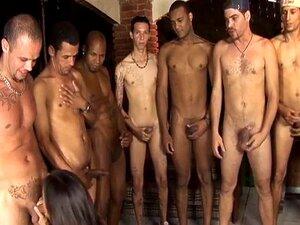 Super Latina GangBang - Mmmmmmmmmm Porn