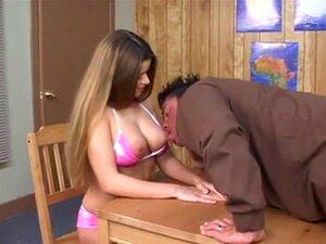 Gostosona Com Grandes Mamilos Ficando Fodido Rígido Porn