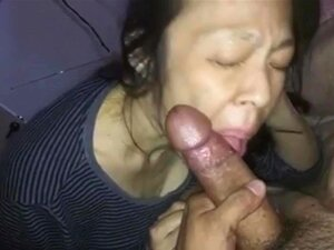 Madura Chupada Asiática Porn