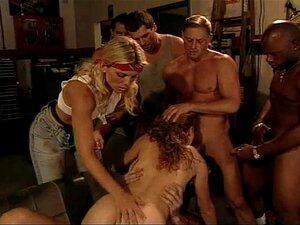 Gangbang De Tyra Olsen Porn